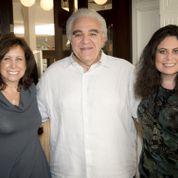 3. Dr. Sherrie Raz, Dr. Michael Salit, Corinne Blumenthal