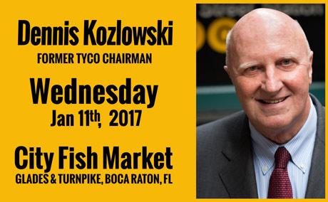 Dennis Kozlowski - January 11th 2017