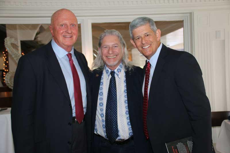 Guest Dennis Kozlowski, Chairman, David Goldstein and Carlos Romero