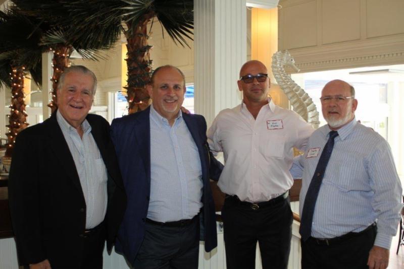 Dr. Lawrence Greenberg, David Schwartz, Eric Kaplan, Timothy Louzy