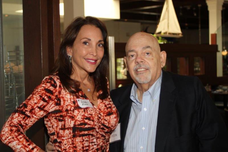 Linda Knox, Barry Epstein