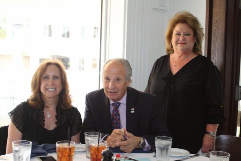 Dr. Sherrie Raz, Michael Solomon, Joanne Epstein