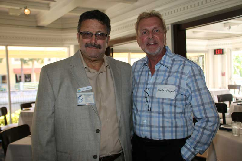 Steve Sanders and Dudley Davenport
