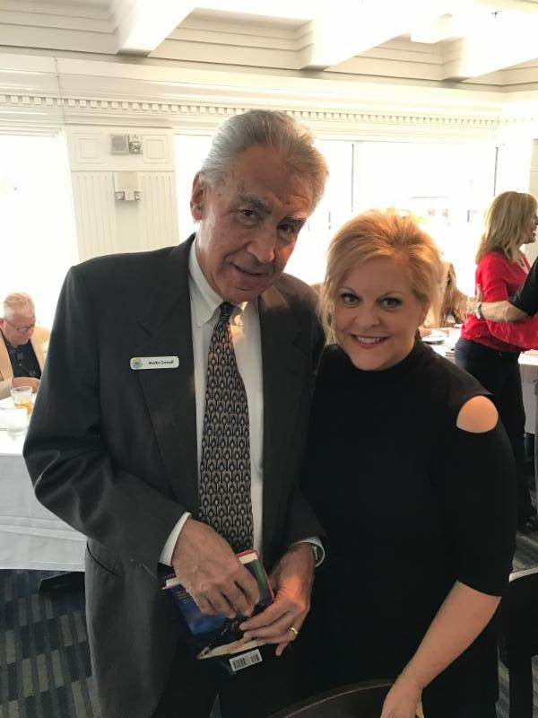 Martin Granoff & Nancy Grace