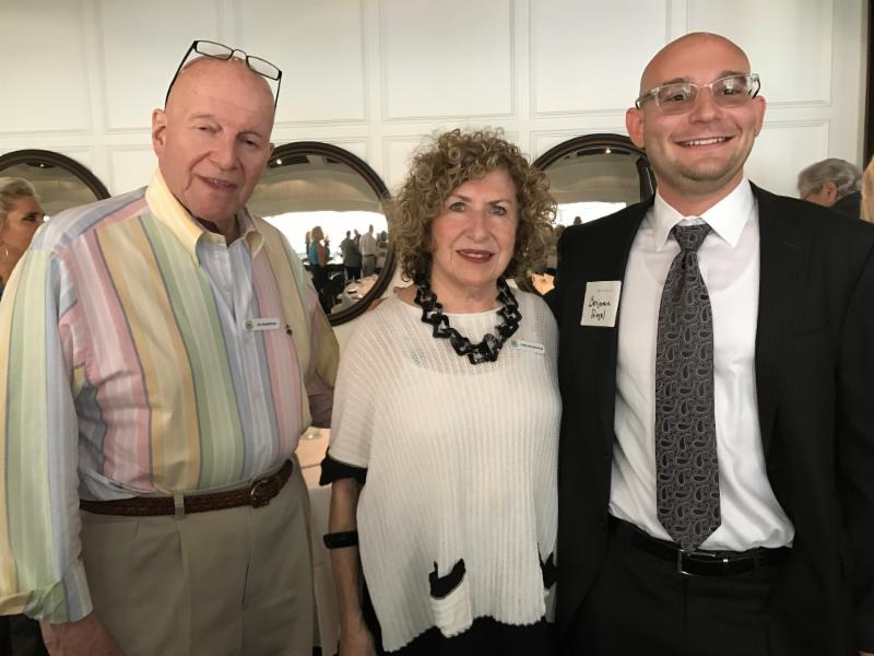 Jay and Linda Rosenkrantz and Benjamin Siegel